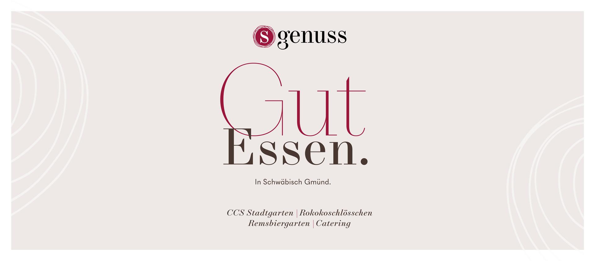 s-genuss Schwäbisch Gmünd